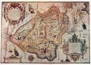 Carta de Arnoldus Fiorentinus sXVI-