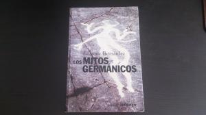 Enrique Bernárdez - Los Mitos Germánicos (2002)