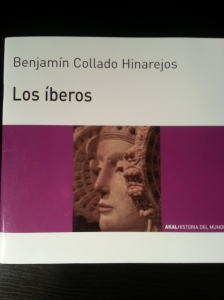 Los íberos de Benjamín Collado Hinarejos