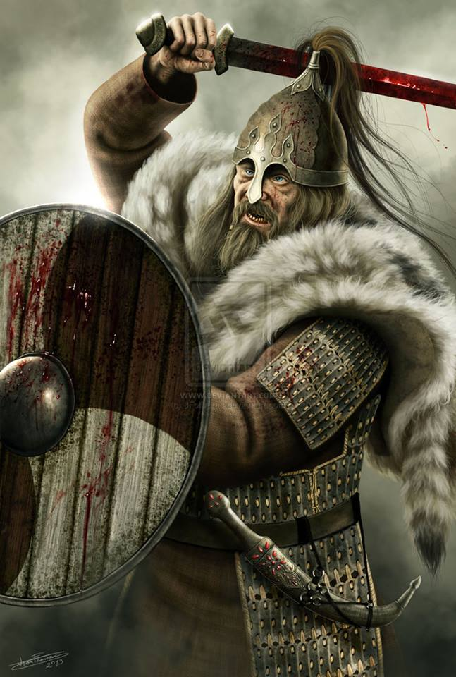 La Rus – The Valkyrie's Vigil
