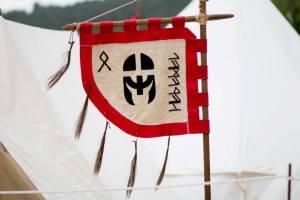 Estandarte del Clan Hávamál