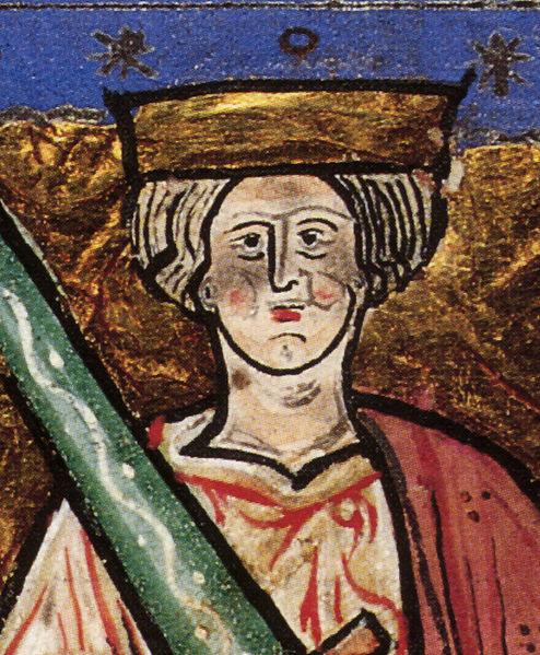 Etelredo I el Indeciso - Rey de Inglaterra