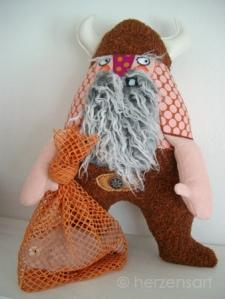 Harald Bluetooth peluche