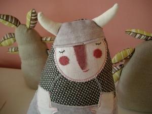 Vikingos peluche