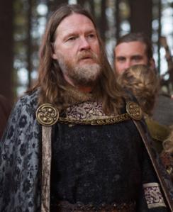 Rey Horik en la serie, interpretado por Donal Logue.