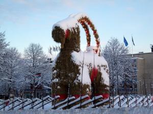 Yule Goat (Suecia, 2009)