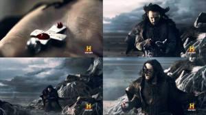 Athelstan como Tyr.