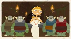 Viking Sagas 2. Freyja y los enanos.