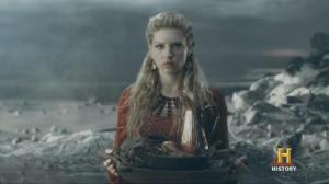 Lagertha como Freyja