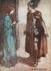 Sigurd y Krimilda