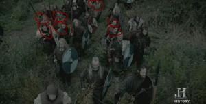 Redondeadas con rojo las que me han parecido mujeres. En proporción son muchas.