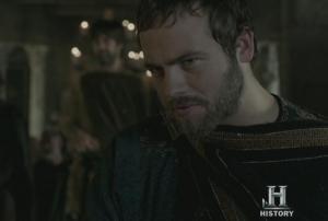 Ethelwulfo, el hijo de Egberto de Wessex.