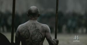 Tatuajes vikingos.