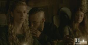 Lagertha - Ragnar y Aslaug.