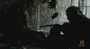 Ragnar y el Oráculo.
