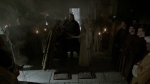 Boda Ethelwulfo y Judith.