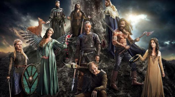 Vikings - Mitología