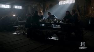 Vikingos decidiendo qué harán el próximo verano.