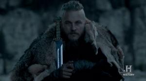 King Ragnar Lodbrok.