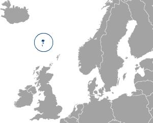 Islas Feroe.