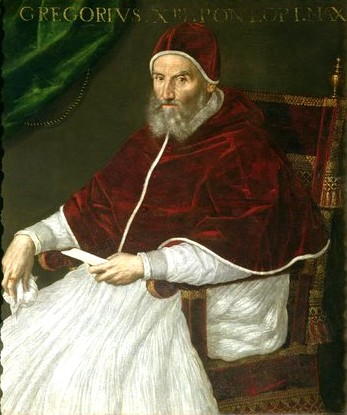Papa Gregorio XIII.