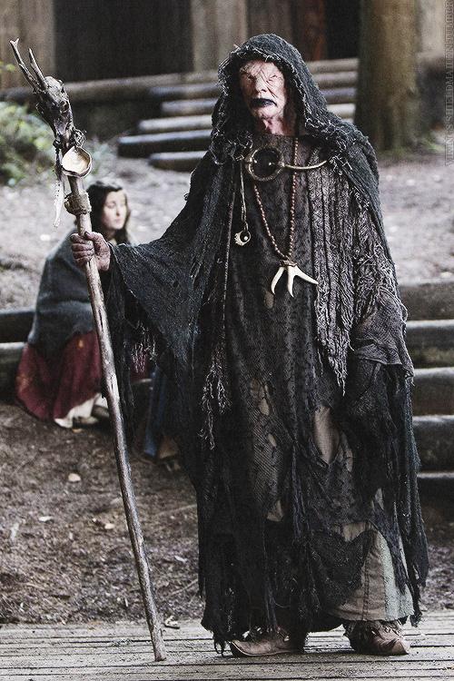 Vikings - The Seer