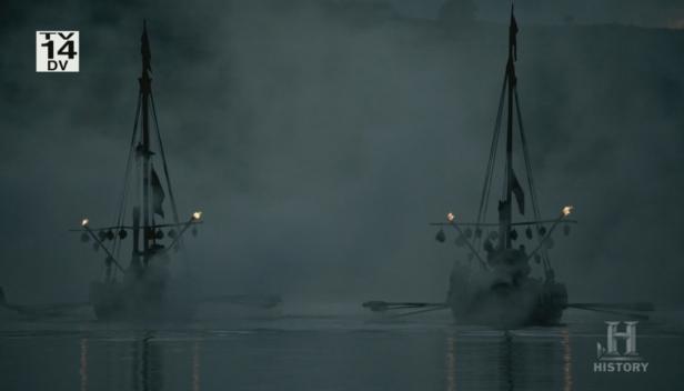 Los barcos de Ragnar.