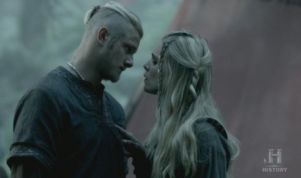 Thorunn y Björn.