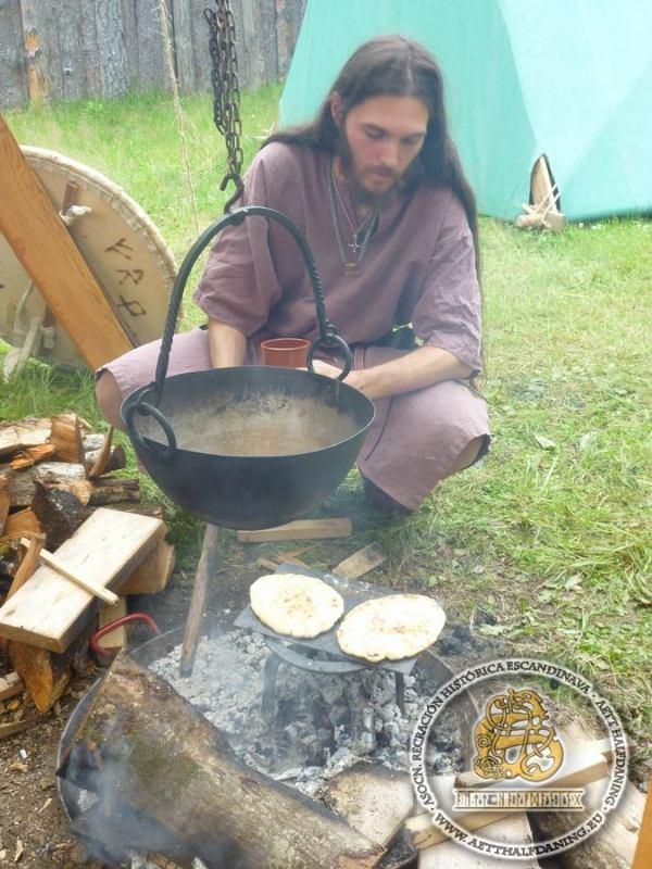 Imagen cedida por Ætt Halfdaning para  para The Valkyrie's Vigil. © Todos los derechos reservados // All rights reserved. PROHIBIDO su uso o apropiación indebida.