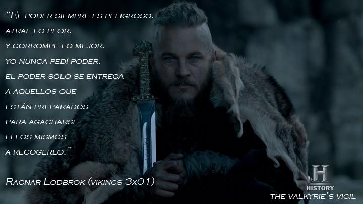 Tercera Temporada Serie Vikings Capítulo 1 Mercenary The