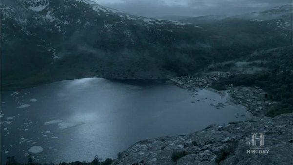 Asentamiento Vikingo en Kattegat.
