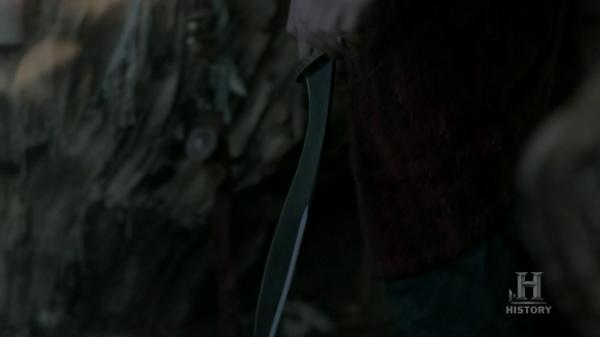 La falcata vikinga.