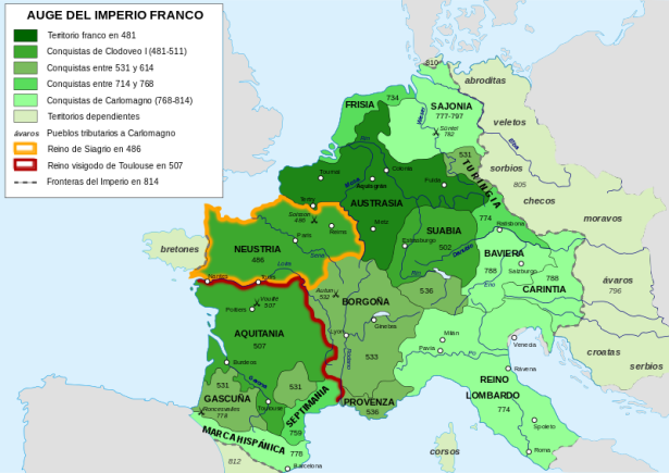 Reino Franco.