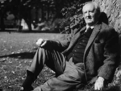 J RR Tolkien