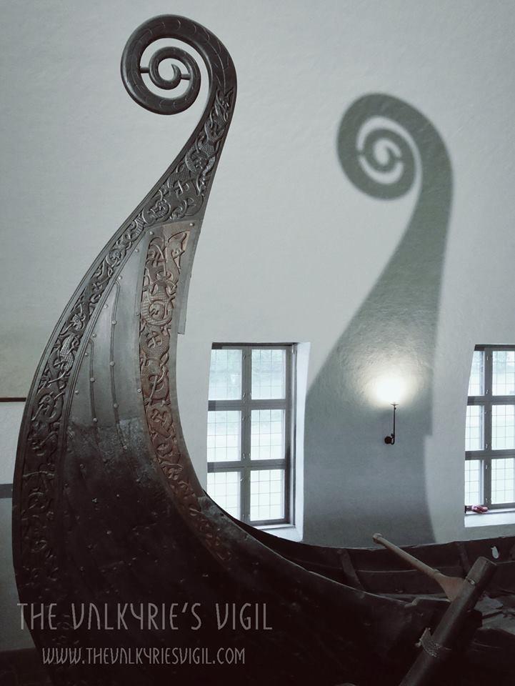 Barco vikingo de Oseberg