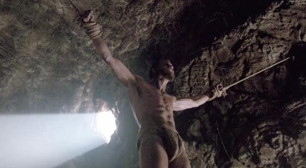 Imagen de la serie - el castigo de Loki